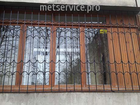 Длинные решётки на окна