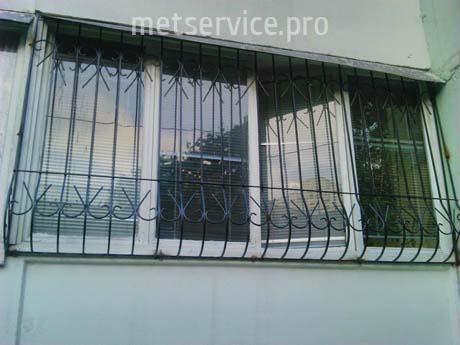 Оконная решётка на балкон
